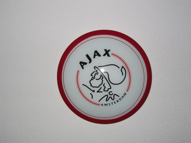 Fonkelnieuw Ajax Lamp · albumelement CS-34