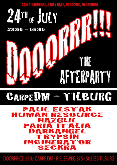 The Last Festival afterparty @ CarpeDM!!