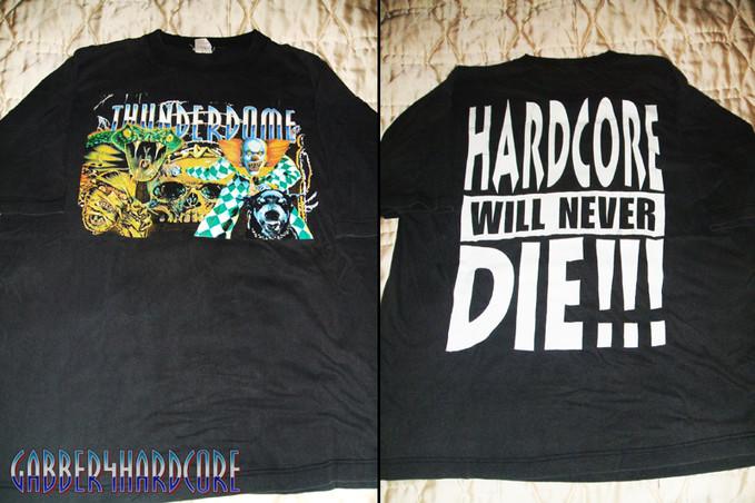 Thunderdome Vest · albumelement