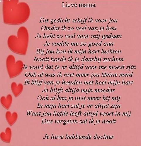 Een Gedicht Voor Mama Archidev