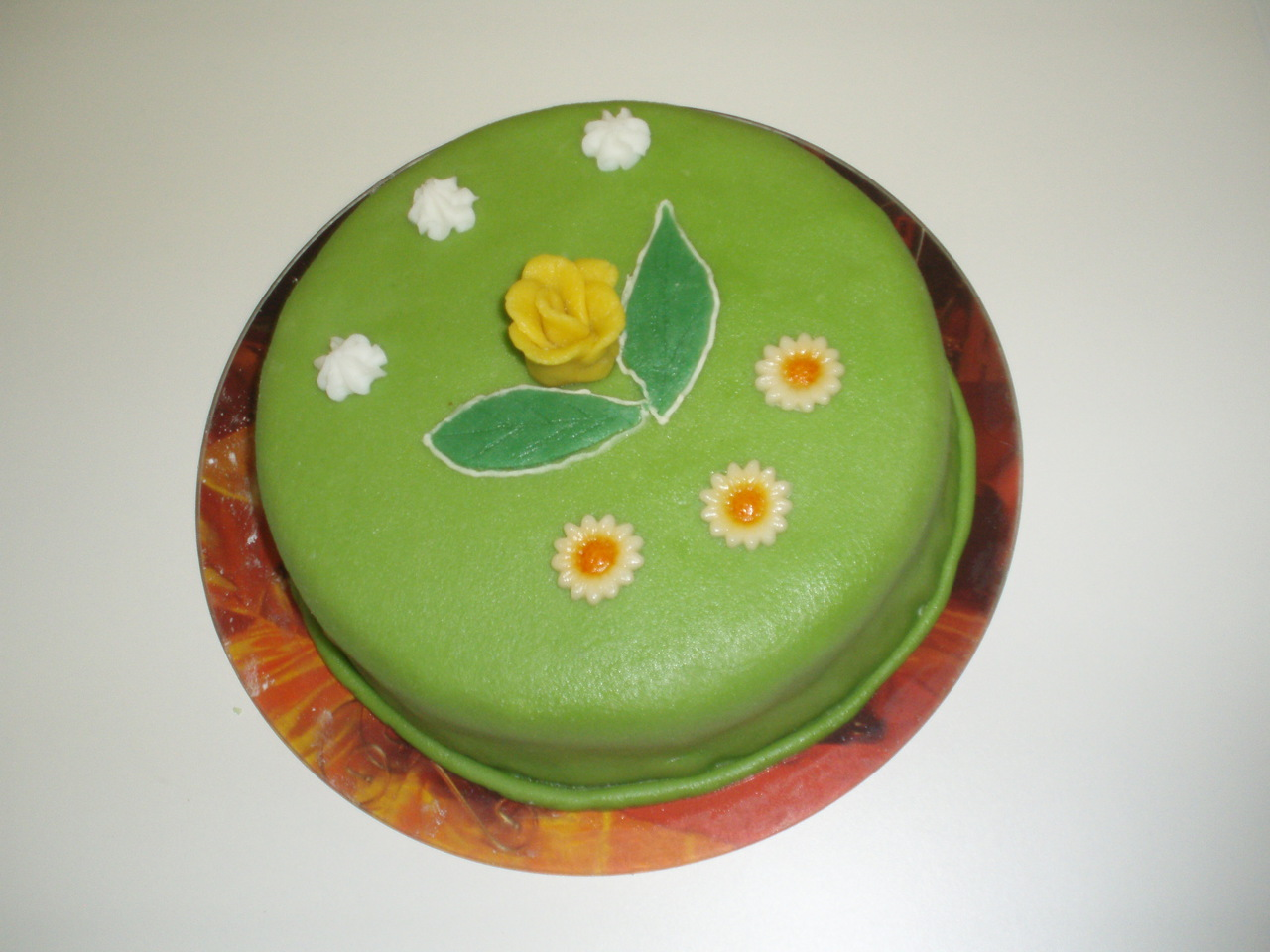 taart groen Taart groen · albumelement taart groen